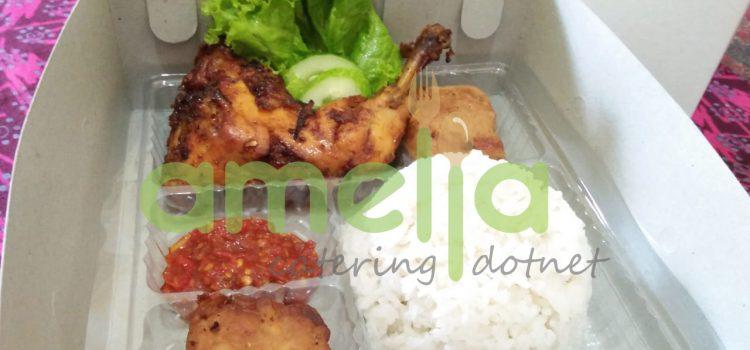 Catering Nasi Kotak Ayam Bakar